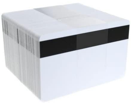 Magnetic (Hi-Co) cards