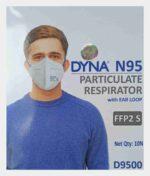Dyna N95 Mask 10Pieces