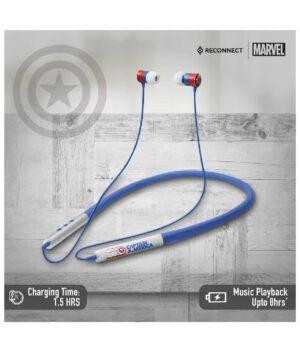 Marvel Neckband Earphone CA