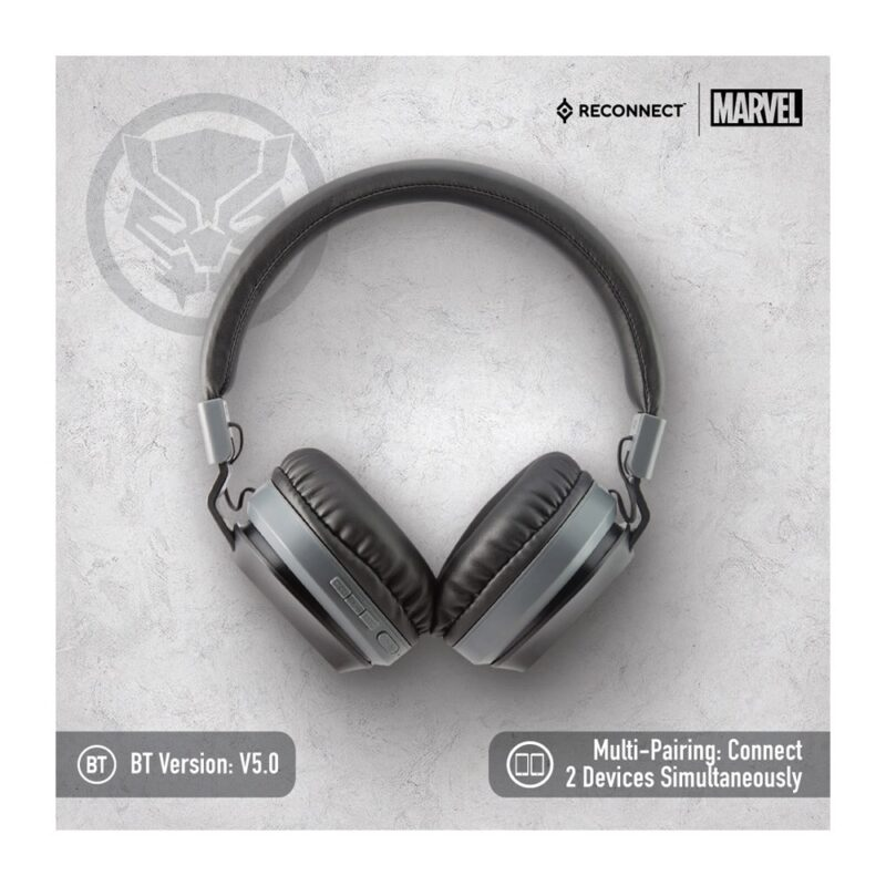 Black Panther Wireless Headphones