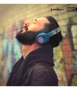Captain America Wireless Headphones