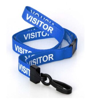 Lanyard for visitor Pack