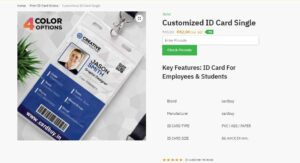 Print ID Card Cardbuy